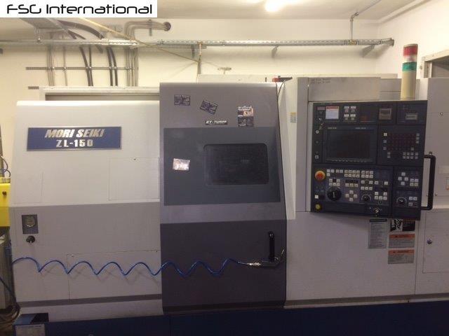 CNC Lathe MORI SEIKI ZL-150
